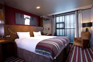 1 Night Sunday Stay + Dinner for Two just £25pp (£50) @ Village Hotels (Various locations)