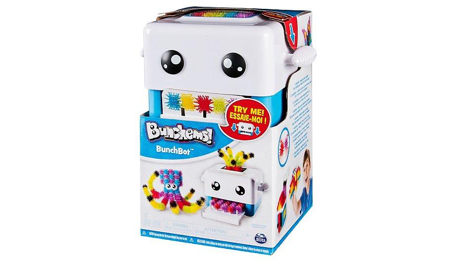 Bumchems Bunchbot £7.50 Asda instore Glasgow Fort