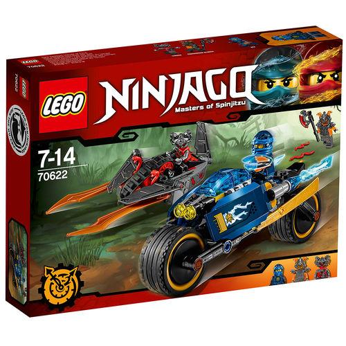 LEGO Ninjago Desert Lightning (70622) £3.70 Instore Asda Glasgow Fort