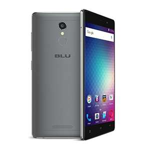 BLU VIVO 5R 4G LTE SIM-Free Smartphone (32 GB and 3 GB RAM) - £109 (Grey or Gold) - Amazon