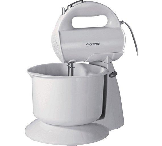 Cookworks HM729WB Hand Mixer -  £10.99 @ Argos