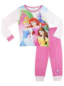 Character.com clearance pyjamas from £2.95 plus 10% off first order plus free delivery on £25 spend