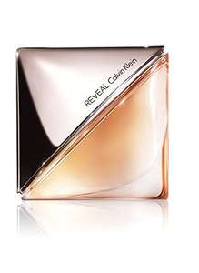 Calvin Klein Reveal EDP Spray for Woman 100 ml £19.80 (Prime) 20.50 (Non Prime with Add On) delivered at Amazon