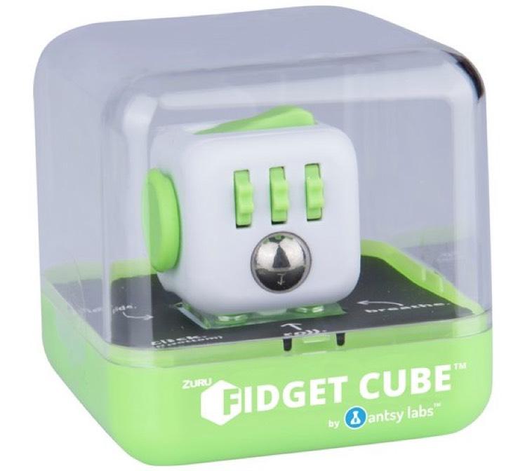 Official Fidget Cube by AntsyLabs/Zuru £6.66 @ Argos (free C+C)