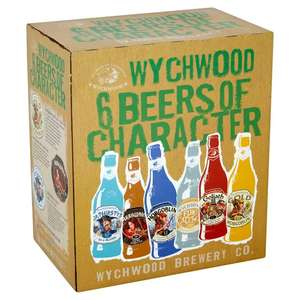 Wychwood Beers Of Character 6x 500ml Bottles £7 @ Morrisons