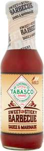 Tabasco Sweet and Sticky Barbecue Sauce (330g) RollBack Deal was £1.50 now £1.00 @ Asda