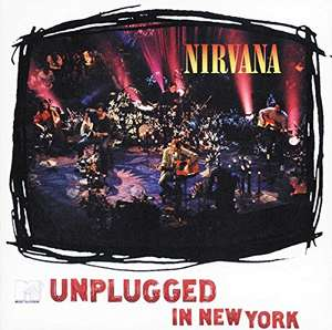 Nirvana unplugged CD and autorip digital download only £3 at amazon.co.uk