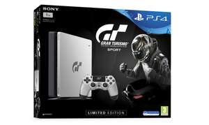 Trade-In an Original PS4 / Xbox 500GB Console and Get a Gran Turismo Sport Special Edition PS4 1TB Console for £109.99 (normal price £259.99) @ Game​ In Store Only (from 18th October 2017 until 25th October 2017)