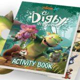 Free Kids Activity Pack via Nick Jr. Fan Club
