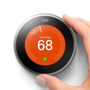 Nest Learning Thermostat™ 3rd generation £159 for Npower Customers