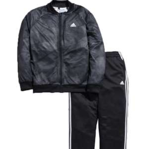 Adidas older boys tracksuit £18.41 with code + £3.95 delivery at bargaincrazy.com