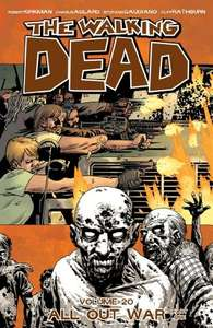 Comixology Walking Dead sale  - digital collected editions Vol 1 £1.99, 2 - 27 £2.49