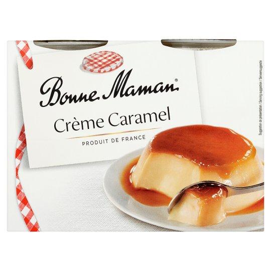 Bonne Maman Crème Caramel (4 x 100g) Only £1.50: Save £1.00 @ Sainsbury's
