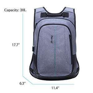 FREETOO Laptop Backpack Business School Bag £27.99 Sold by Freetoo and Fulfilled by Amazon.