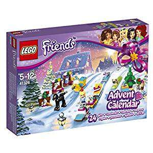 Lego Friends Advent Calendar 2017 £16 (Prime) / £20.75 (non Prime) at Amazon