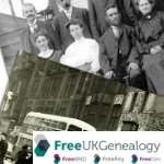 Free UK Genealogy: Search Free Records