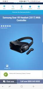 Samsung vr 2017 with remote... car phone wearhouse £59.99