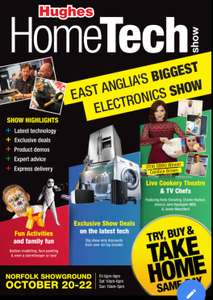 Hughes Home Tech Deals Starts this Friday
