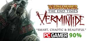 [Steam] Warhammer: End Times - Vermintide free to play until 25th Oct @ Steam