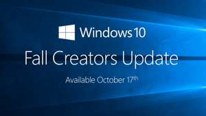 Get the Windows 10 Fall Creators Update - free - follow the link @ Microsoft, go to update assistant (for clarity, this is a completely new major Windows 10 update, released 17th October 2017)