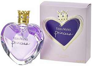 Vera Wang Princess Eau de Toilette for Women, 50ml £11.90 (Prime) / £15.89 (non Prime) at Amazon