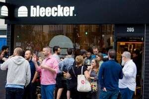 Free Special Edition opening day T-shirt to the first 50 customers (London). @ Bleecker London