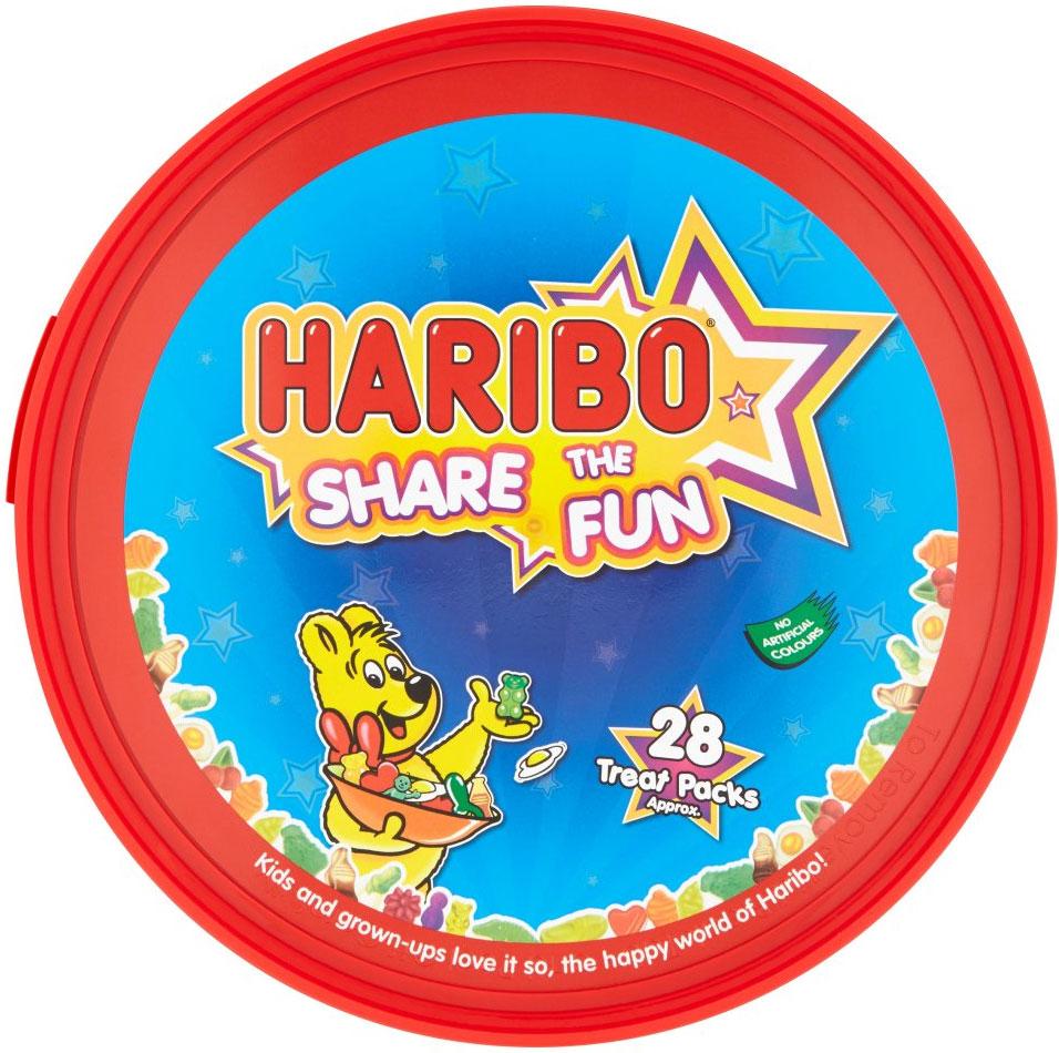 2 Tubs for £5 - Haribo 700g - Swizzels Super Star 630g @ Morrisons (online and instore)