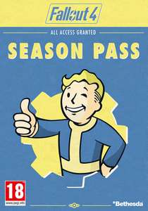 Fallout 4 Season Pass - 50% off £19.99 @ PSN (£23.99 Xbox)