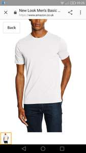 New look tshirt £2 - Amazon add on item