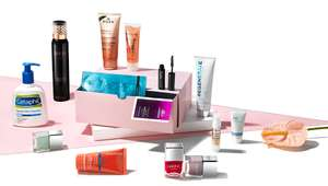 Beauty box from powder Inc bare minerals £30.80 (including delivery)
