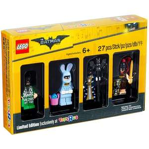 LEGO Batman Movie Bricktober Minifigures £14.99  Toys R Us