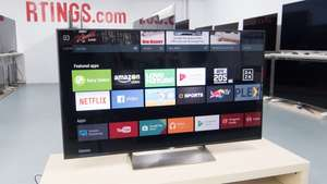 """SONY XE9005 55"""" TV (Refurbished) £1049 - Centres Direct"""