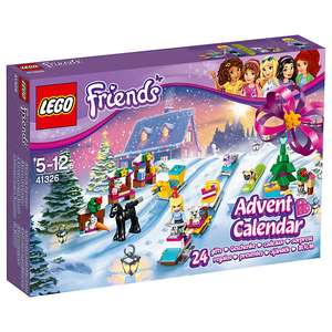 LEGO FRIENDS ADVENT CALENDAR 41326 £15.98 @ toys r us (Instore only)
