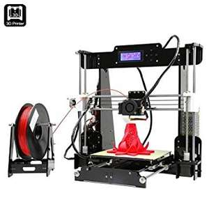 Anet A8 Desktop 3D Printer (EU Plug) for £91.69 using code @ Gearbest