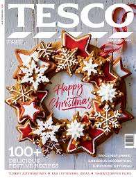 Free Christmas stickers inside Tesco Christmas Toy Magazine