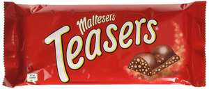 Maltesers Teasers chocolate bar block 150g - £1 	Heron Foods