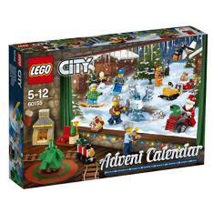 LEGO City - Advent Calendar - 60155 £15.98 / LEGO Friends - Advent Calendar- 41326 now £16 C+C @ Asda
