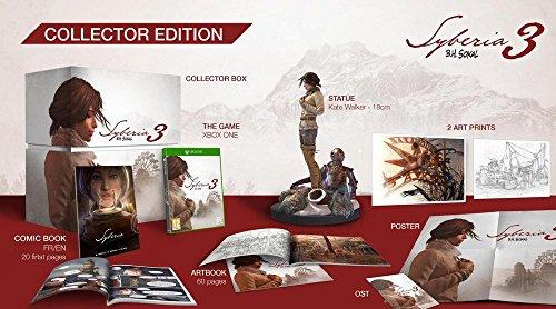 Syberia 3: Collectors Edition (Xbox One) £38.84 Delivered @ Amazon