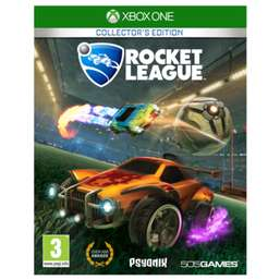 Rocket league £19.99 at Game