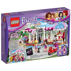 LEGO Friends 41119: Heartlake Cupcake Café Mixed £24 @ Amazon (Prime members only)