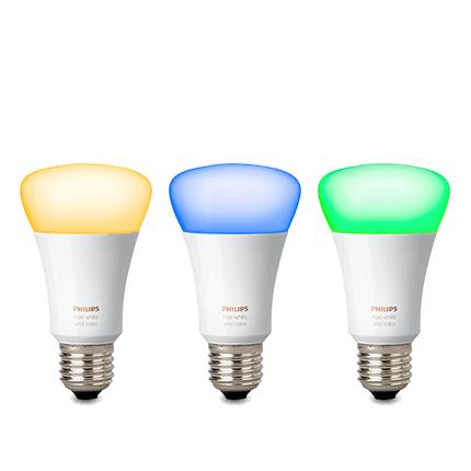 Philips Hue White and Colour Smart Light Bulb Starter Kit E27 Starter Kit v3 £119.99 (O2) Free Delivery