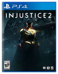 Injustice 2 PS4 (Like New) @ Amazon/Boomerang
