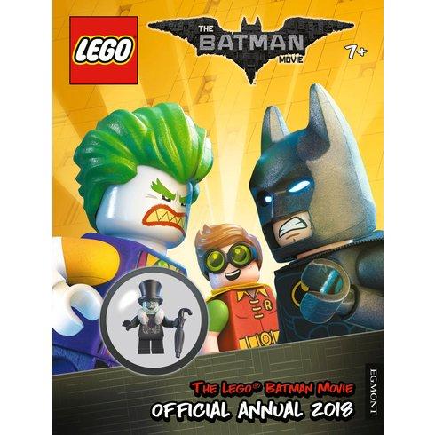 LEGO Batman Annual £3.99 instore at Smyths