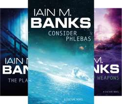 All Iain M. Banks Culture series novels on Kindle reduced to £2.99 at Amazon.co.uk
