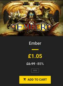 Ember - Steam Key - 85% Off - Bundlestars - £1.05