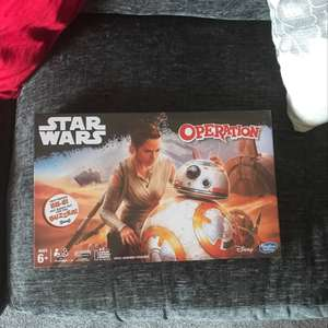 Star Wars Operation BB8 game £8.99 @ Home Bargains
