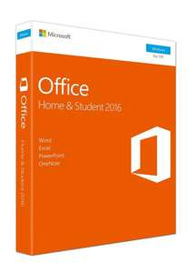 Microsoft Office Home & Student 2016 CD Key  - £17.76 @ SCDKey