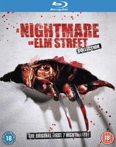 Nightmare On Elm Street 1-7 Blu-ray  £12.99  Zavvi