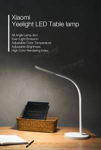 ORIGINAL Xiaomi Yeelight 60 LED Touch Dimmable Desk Lamp Smart Table Light 19.86 Delivered @ Banggood (with code)