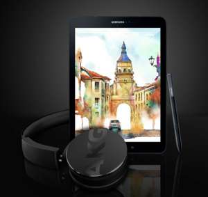 "Free AKG headphones with purchase of SM-T713NZDEBTU (Galaxy Tab S2 8"") tablet £309 @ Samsung"